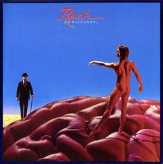 Rush Album Covers   Rush: Rush Sector 2 - Album Artwork