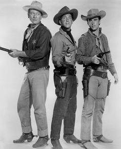 My favorite movie, Rio Bravo