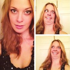 Pretty Girls Making Ugly Faces (18) (the GIFs made me scream laughing!)