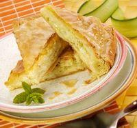 Bulgarian Banitsa(Cheese Pastry) RECIPE      http://www.findbgfood.com/bgmeals-banitsa.htm