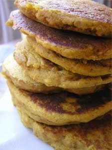 Gluten Free Pumpkin Pancakes by the Gluten Free Mommy Blog
