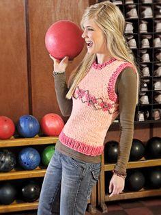 Spud & Chloë — Patterns » Heartgyle Vest $9.00