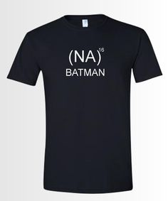 Batman Shirt Na Na Na Batman