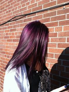 Bleach Blonde Hair With Purple Underneath More Information