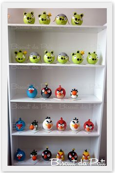 Biscuit da Pati: Angry Birds