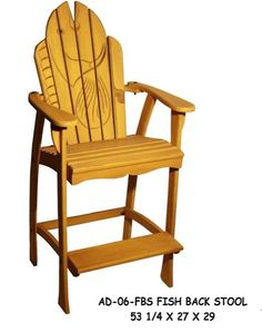 Fish Chairs On Pinterest Adirondack Chairs Fish And
