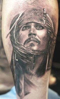 Tattoo Artist - Miguel Bohigues - not that I would ever get something like this but the art work is really impressive