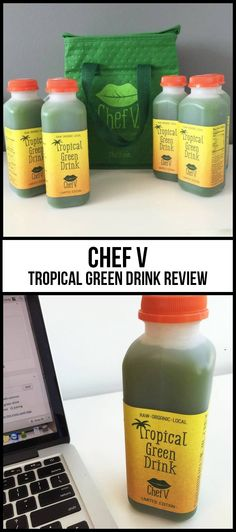 Chef V Tropical Gree