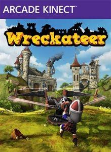 Wreckateer arcade