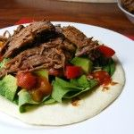 Skinny Slow Cooker – Mexican Shredded Beef