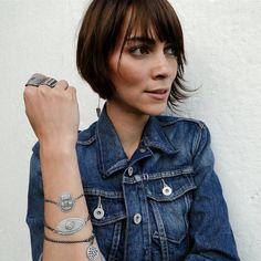 MUSIBATTY Silver bracelets