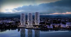 GRACE ON CORONATION | Brisbane QLD Australia | Design by Zaha Hadid | From Sunland Group