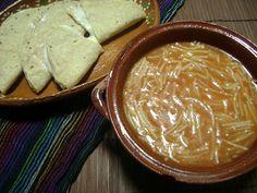 La Cocina de Leslie: Just what the doctor ordered {Sopa de Fideo}