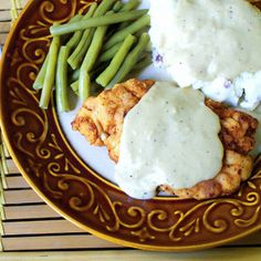 Southern Chicken Fried Chicken - Mmmm love southern comfort food.