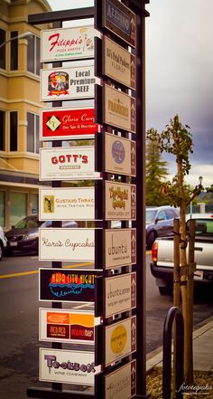Downtown Napa ..a wonderful adventure to be had in every direction!