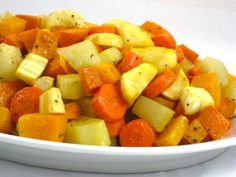 Roasted Fall Veggies