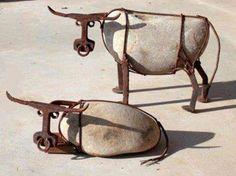 Bull rock crafts
