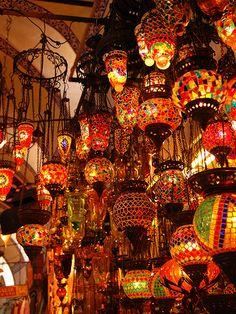 Moroccan lights