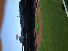A beautiful day at Fenway Park