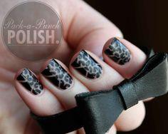 Super cute leopard!