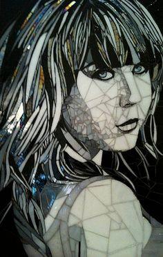 Nicole…amazing mosaic art