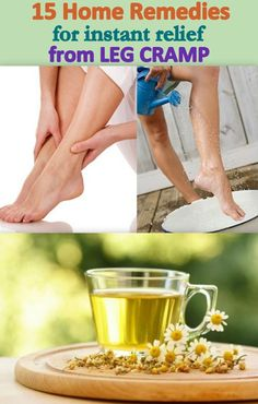 Do you constantly face leg cramps - at night, mostly in winters or sometimes due to long time spent in water ? Leg cramps are very painful and they don't go away easily. So here are 15 Home made remedies to ease the leg cramp pain. http://www.feminiya.com/15-home-remedies-for-getting-instant-relief-from-leg-cramps/