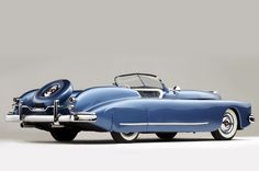 "1950 Saturn ""Bob Hope Special"" (a one-off custom built in 1950)"
