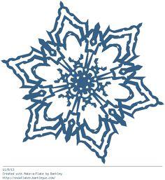 236 x 257 jpeg 15kB, Paper on Pinterest | Kirigami, Paper Snowflakes ...