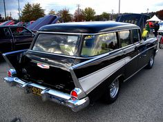 1957 Chevrolet Belair Wagon    #1957 #Chevrolet #Belair #stationwagon #classics #vintage #nomad