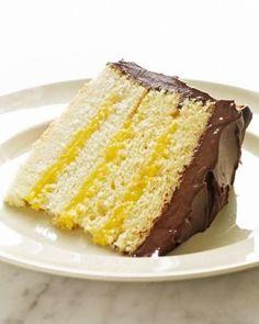 The perfect birthday cake recipe.