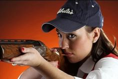 In case you missed it last night, Team USA shooter Corey Cogdell is getting death threats from anti-hunting activists.  The insanity of it all ... she's getting DEATH THREATS from anti-gun wack jobs!  Please SHARE this post to spread the word: twitchy.com/....