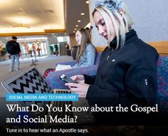 The Gospel and Social Media