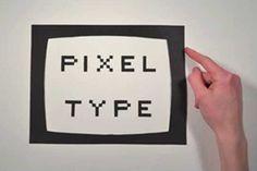 De geschiedenis van typografie verteld in een prachtige stop-motion