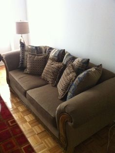 This Is The Couch That Jeremy Lin Has Been Sleeping On  