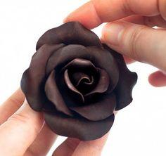 Como hacer rosas de chocolates | DTODOMANUALIDADES...................