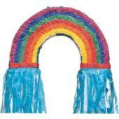 Rainbow Pinata - Party City
