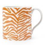 carnaby zebra mug