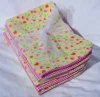 Just love this webpage, great tutorial for burp cloths for baby gifts