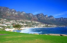 Campsbay, Cape Town, South Africa