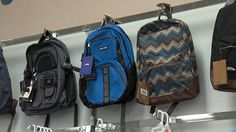 Experts offer new tips to avoid backpack injuries (WSET-TV, ABC 13, Roanoke, VA)