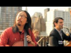 """The Avett Brothers - """"Down With The Shine"""" (Live Session)"""