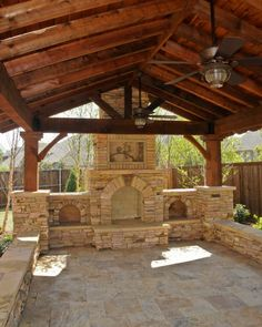 patio design, back patio, fireplac, outdoor rooms, outdoor oven, outdoor living spaces, outdoor patios, hous, outdoor spaces