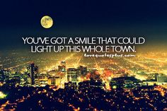 You've got a SMILE that could light this whole town...Happy Monday,www.prodental.com#smile