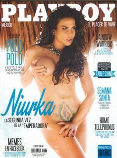 Niurka Marcos Playboy Mexico Marzo 2014 [Scans] | FamosasMex