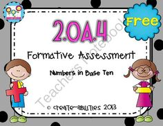 FREE Addition with Arrays Formative Assessment for 2nd Grade! 2.OA.4 CCSS!! from Create abilities on TeachersNotebook.com -  (6 pages)  - FREE Addition with Arrays Formative Assessment for 2nd Grade! 2.OA.4 CCSS!!