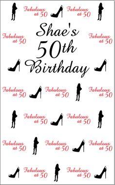Shae's 50th BIrthday