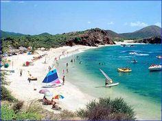 El Yaque, paraíso mundial del Windsurfing en Isla de Margarita