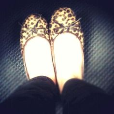 My favorite shoes