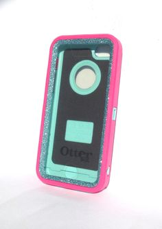 OtterBox Defender Series Case iPhone 5c Glitter by NaughtyWoman, $55.99