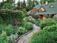Enchanted garden!